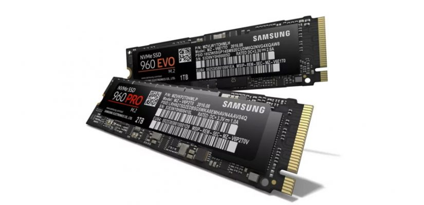 Samsung PCIe-based 950 Pro SSD