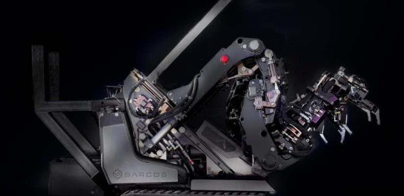 Sarcos CEO Ben Wolff argues that highly mobile, dexterous robotic systems that rely on human intelligence to operate will transform industry and disaster response.