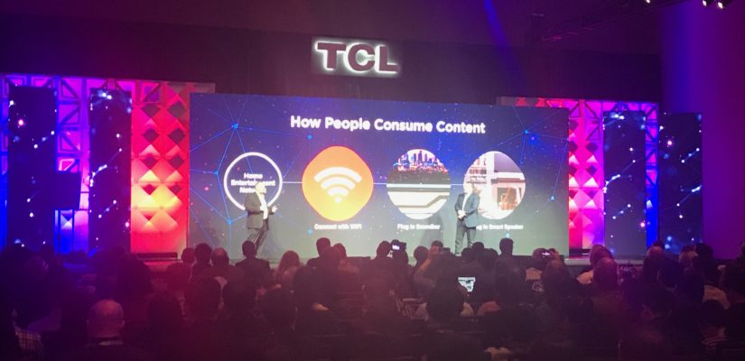 TCL at CES 2018